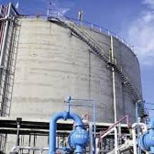 Bagfaş Amonyak Tankı