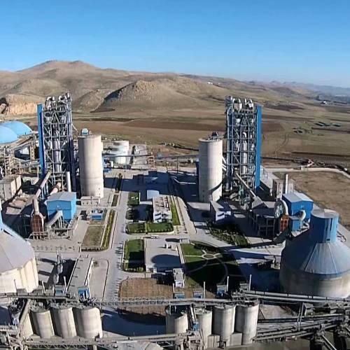 Kıbrıs BEM Çimento Fabrikası