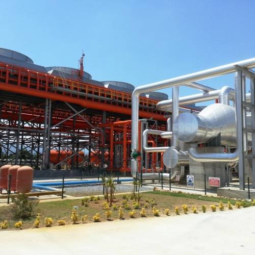 Soyak MİS3 Geothermal Power Plant