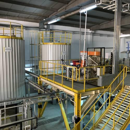 Weber Bitumen Plant
