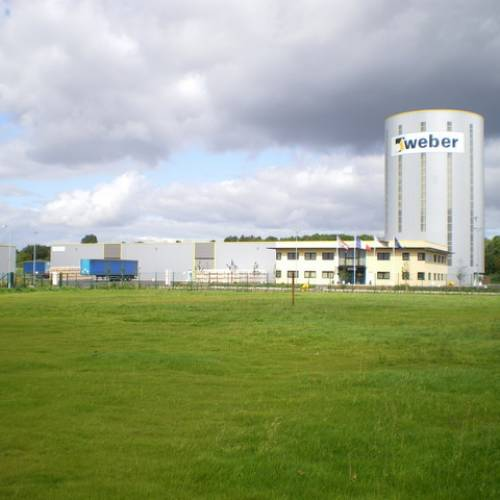 Weber Wastewater Treatment Plant
